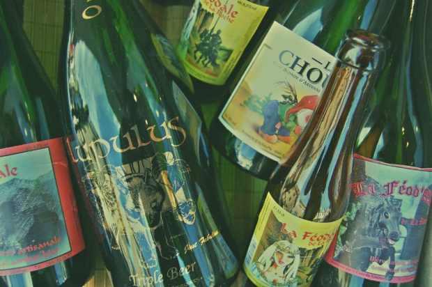 Cervezas artesanales belgas