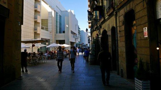 El Raval de Barcelona - Dónde dormir en Barcelona