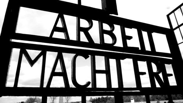 Arbeit Macht Frei - El trabajo os hará libres - Campo de Concentración de Berlín