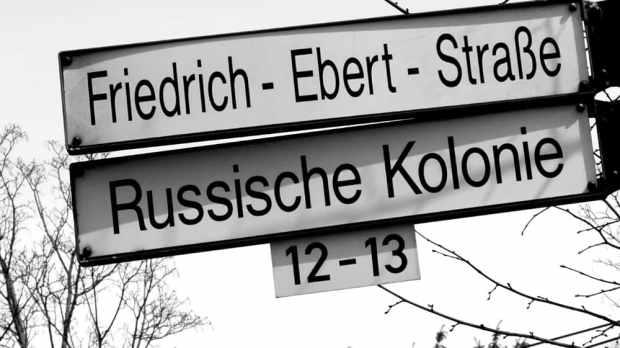 Colonia Rusa de Potsdam