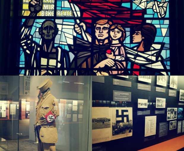 Museo Memorial de Sachsenhausen - Campo de concentración cerca de Berlín