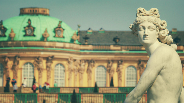 Sanssouci - Palacio de Potsdam