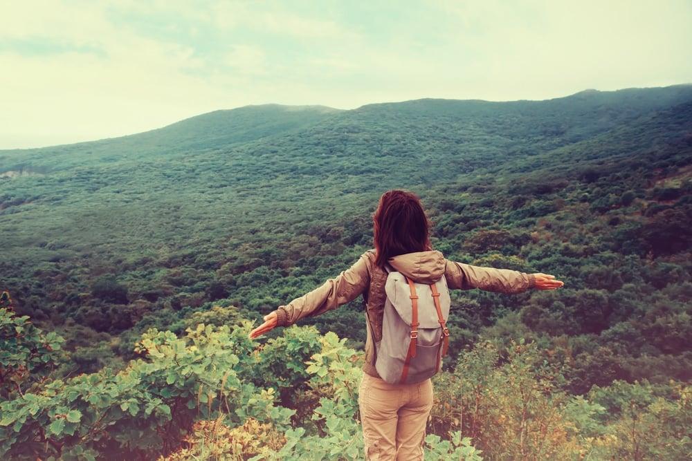 ¿Viajas en solitario?