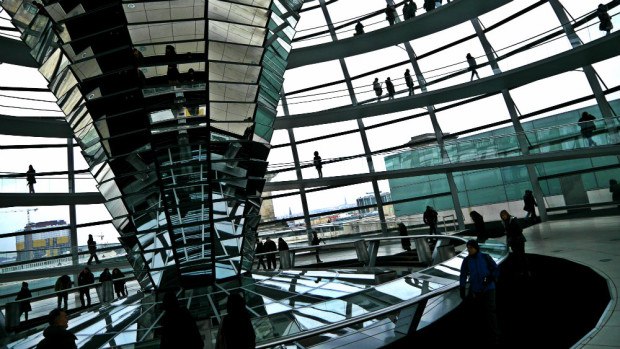 Cúpula del Reichstag
