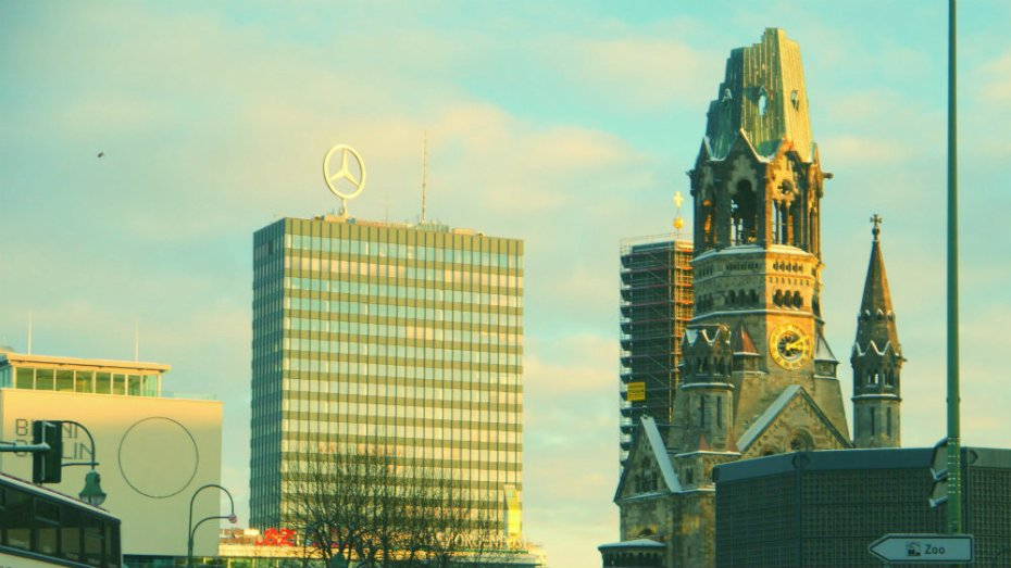 Berlín Oeste - Qué ver Berlín en dos días