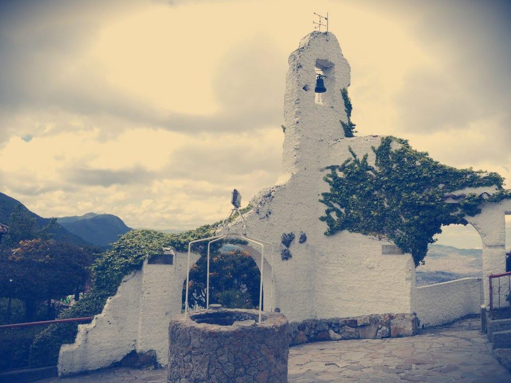 Camino del Santuario de Monserrate - Qué ver en Bogotá