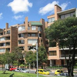 Chicó, una de las zonas más seguras donde alojarse en Bogotá