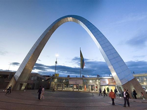 Mejores zonas donde alojarse en Bogotá - Corferias & Teusaquillo