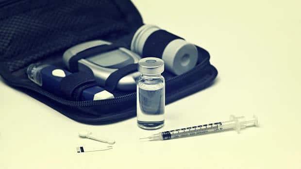 Viajar con diabetes
