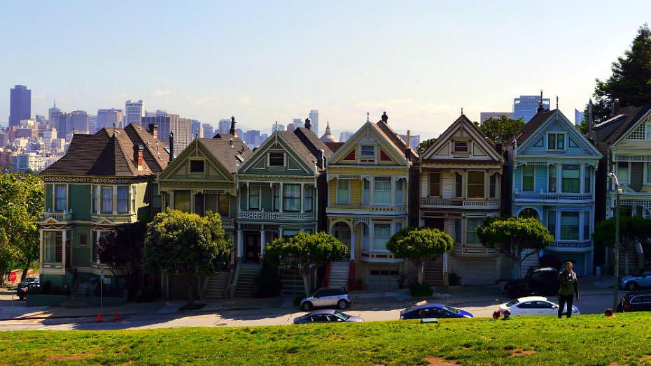 Casas de Full House - San Francisco
