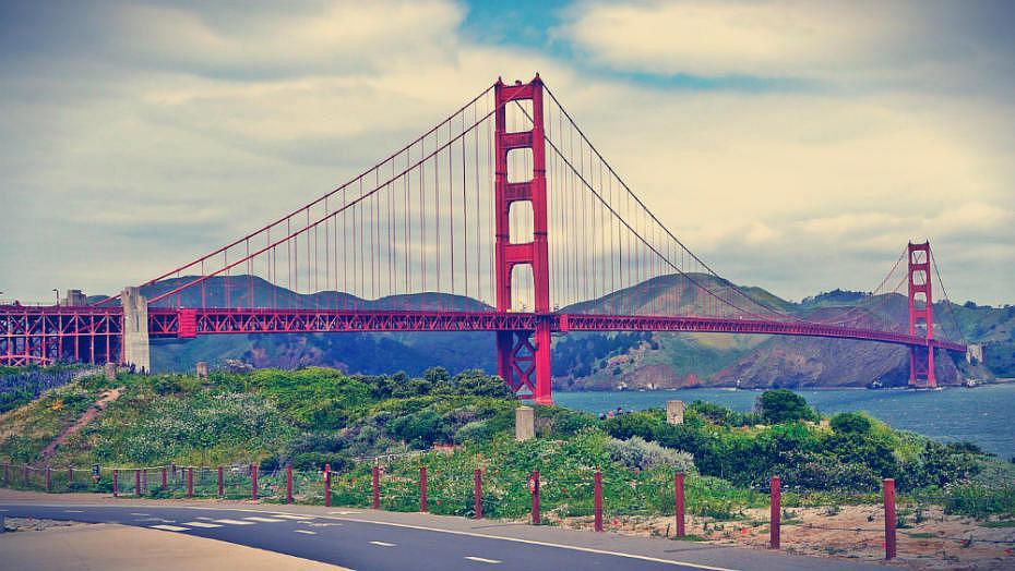 Tour en bicicleta Golden Gate