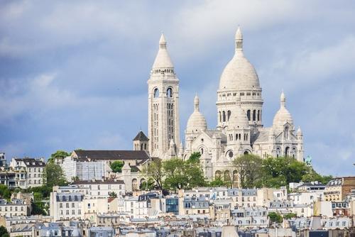 Alojarse en Montmartre - Zona económica de París