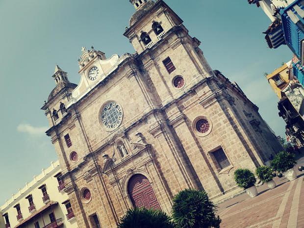 Catedral de Cartagena de Indias