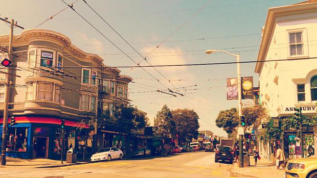 Dónde dormir en San Francisco -Haight-Ashbury