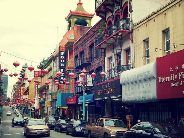 Chinatown de San Francisco - Qué ver