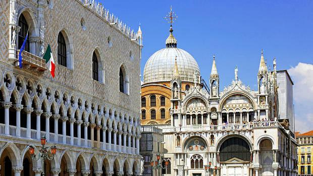 Dormir cerca de San Marcos en Venecia