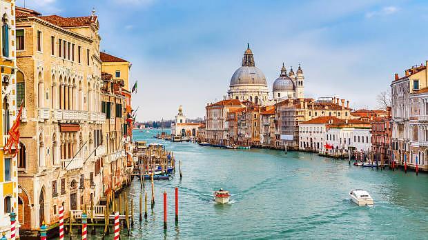 Mejores zonas para dormir en Venecia - Gran Canal