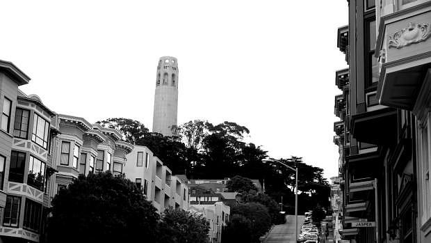 Qué ver en San Francisco - Coit Tower