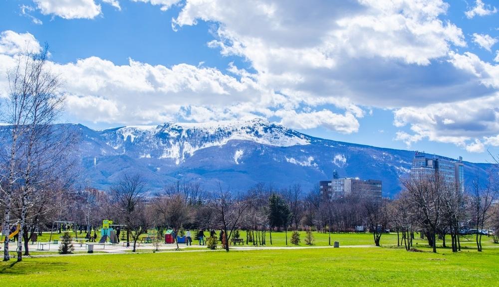 Alojarse a los pies del Monte Vitosha en Sofía