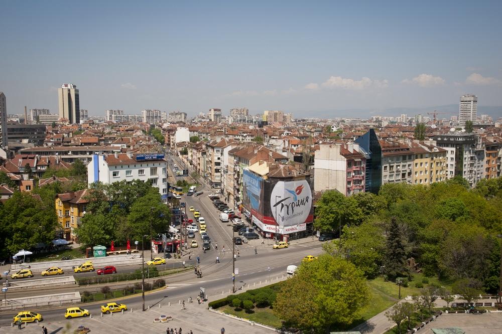 Mejores barrios para alojarse en Sofía