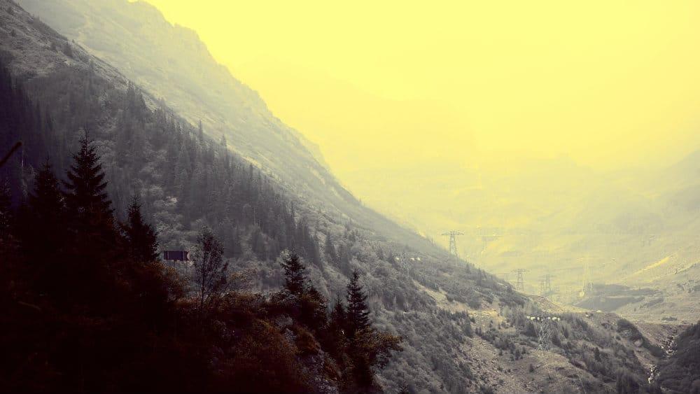 Transfagaras highway la más bonita de Rumanía