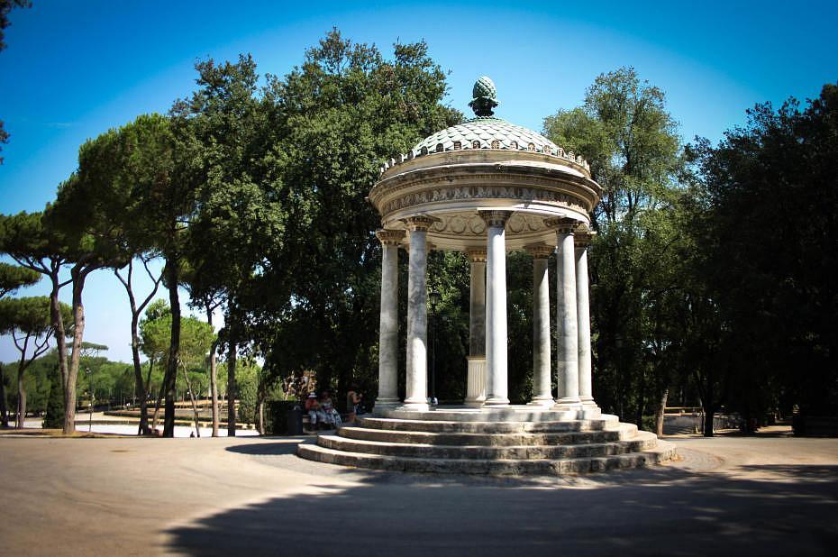 Villa Borghese: Qué no perderse en Roma en un fin de semana