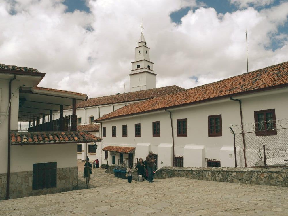 Complejo del Santuario de Monserrate Bogotá