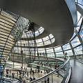 Subir cúpula Reichstag