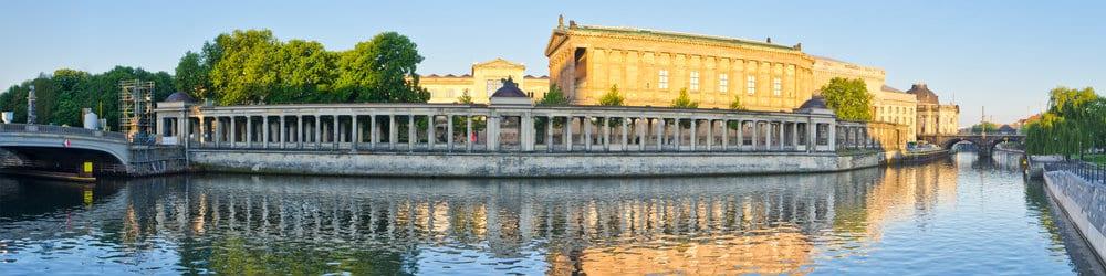 Isla de los Museos en Berlín