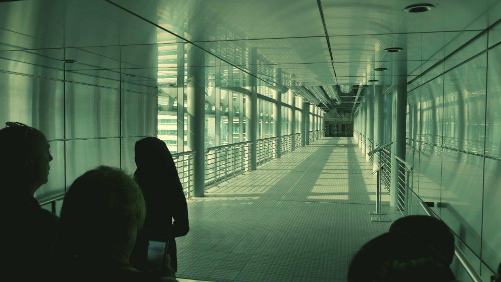 Skybridge de las torres Petronas