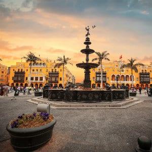 Hospedarse en el Centro Histórico de Lima