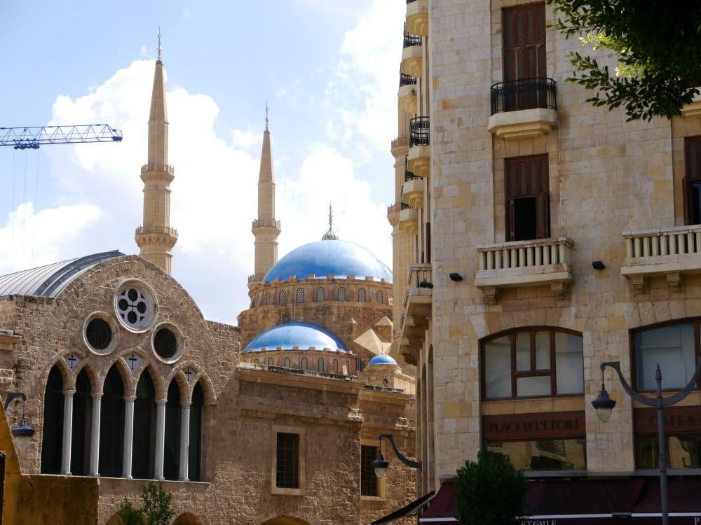 Dónde dormir en Beirut, Líbano