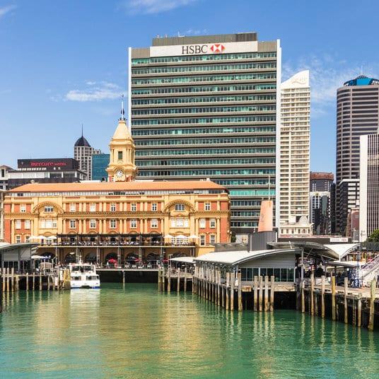 Dónde alojarse en Auckland - Britomart