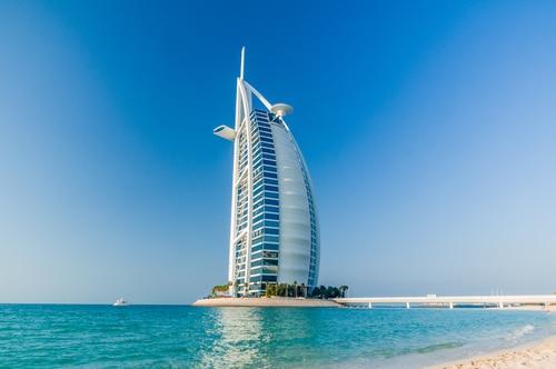 Dónde dormir en Dubái - Dubái Playa