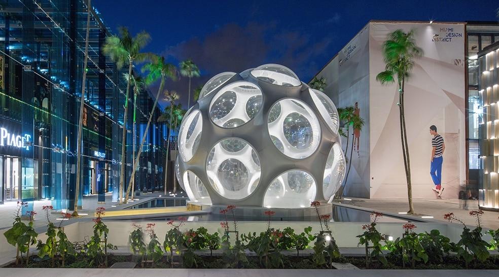 Mejores zonas para dormir en Miami - Distrito del Diseño