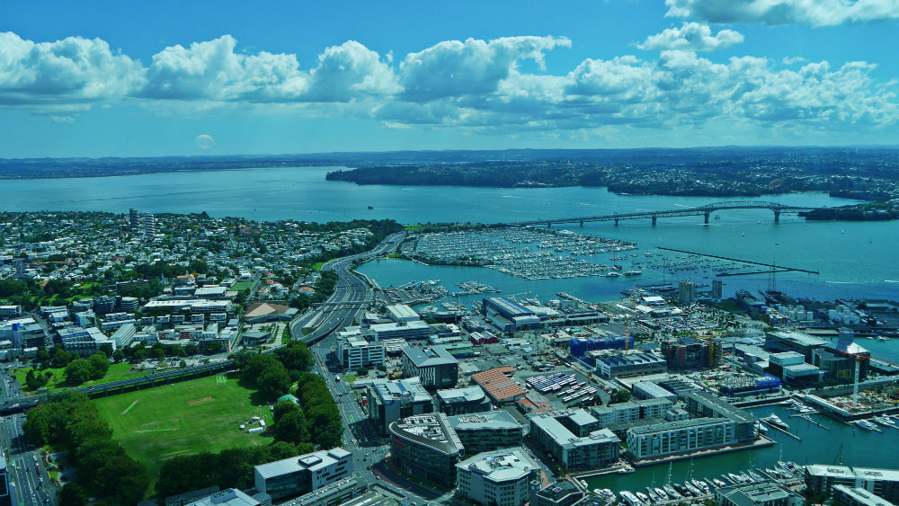 Ponsonby y el Harbour Bridge