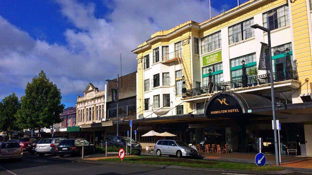 Victoria Street - Hamilton