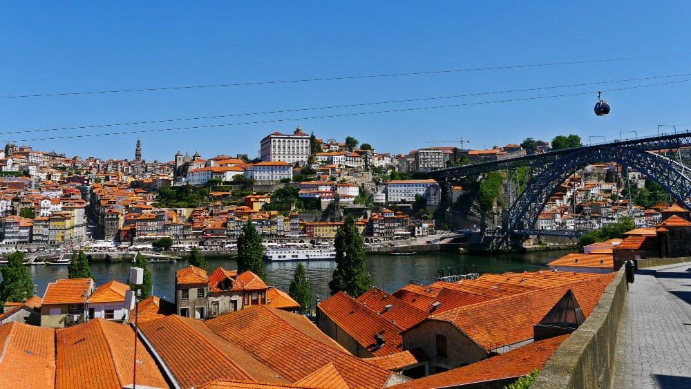 Alojarse en Vila Nova de Gaia cerca de Oporto