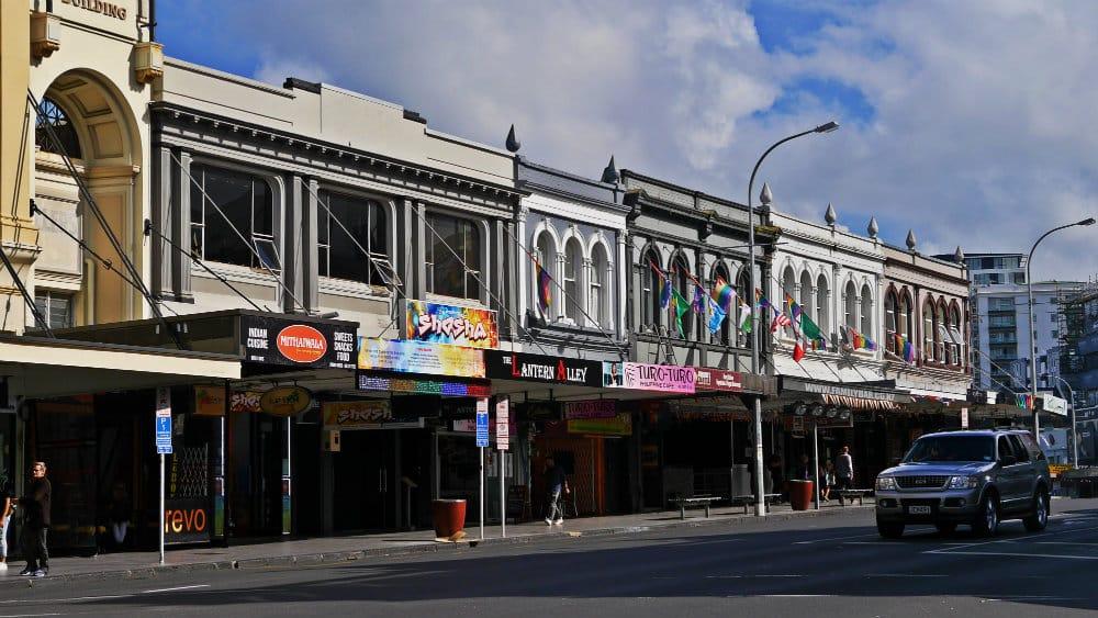 Karangahape Road, Auckland
