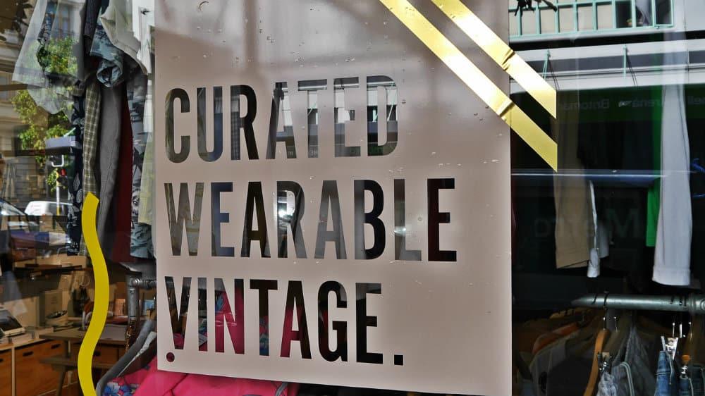 Seleccionado, Usable, Vintage