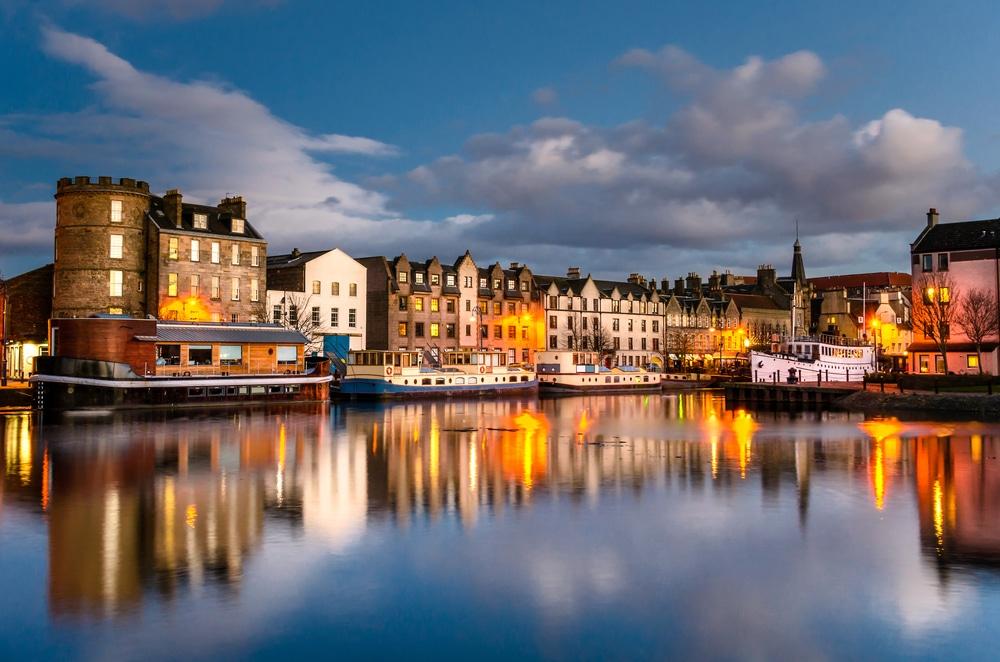 Leith - Mejores barrios para dormir en Edimburgo