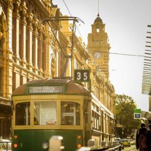Qué hacer en Melbourne - Tranvía circular