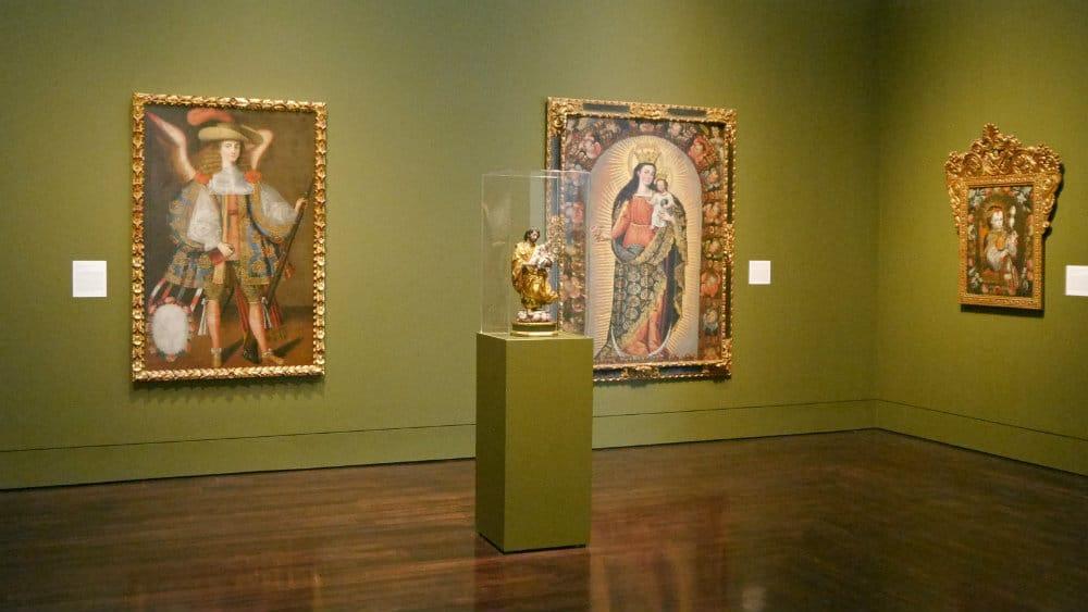 Arte sacro y medieval en el Blanton Museum of Art de Austin