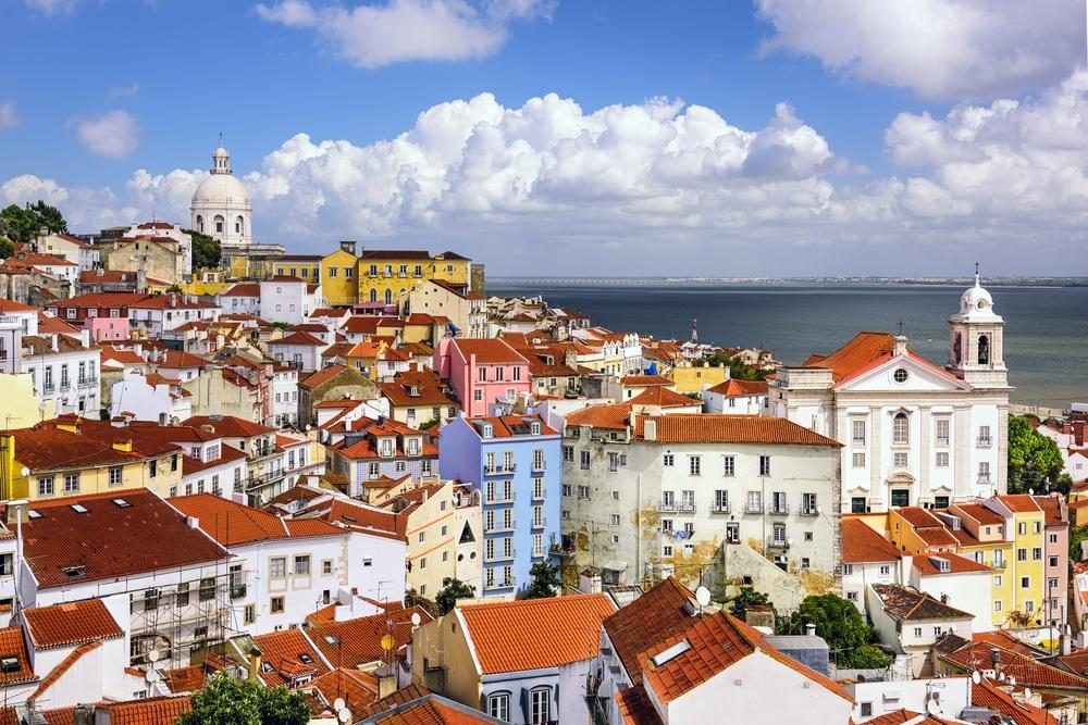 Barrio de la Alfama - Mejores zonas para alojarse en Lisboa