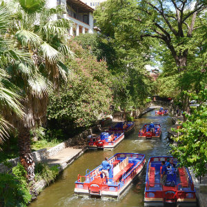 Riverwalk - Qué ver en San Antonio Texas