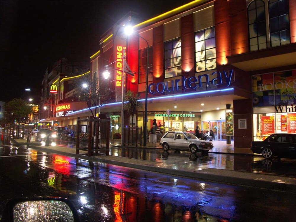 Dónde hospedarse en Wellington Courtenay Place
