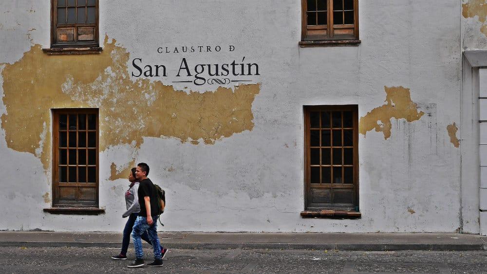 Claustro de San Agustín - La Candelaria, Bogotá