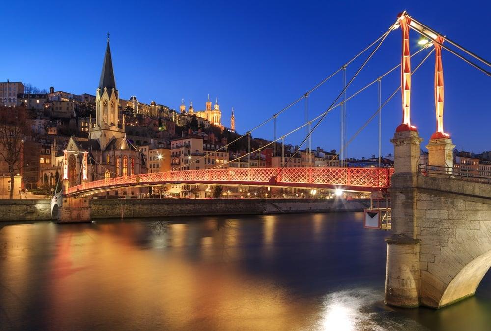 Migliore zone dove alloggiare a Lione - Vieux Lione