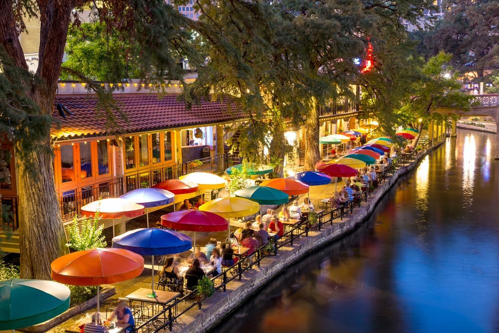 Riverwalk - Mejores zonas para dormir en San Antonio, Texas