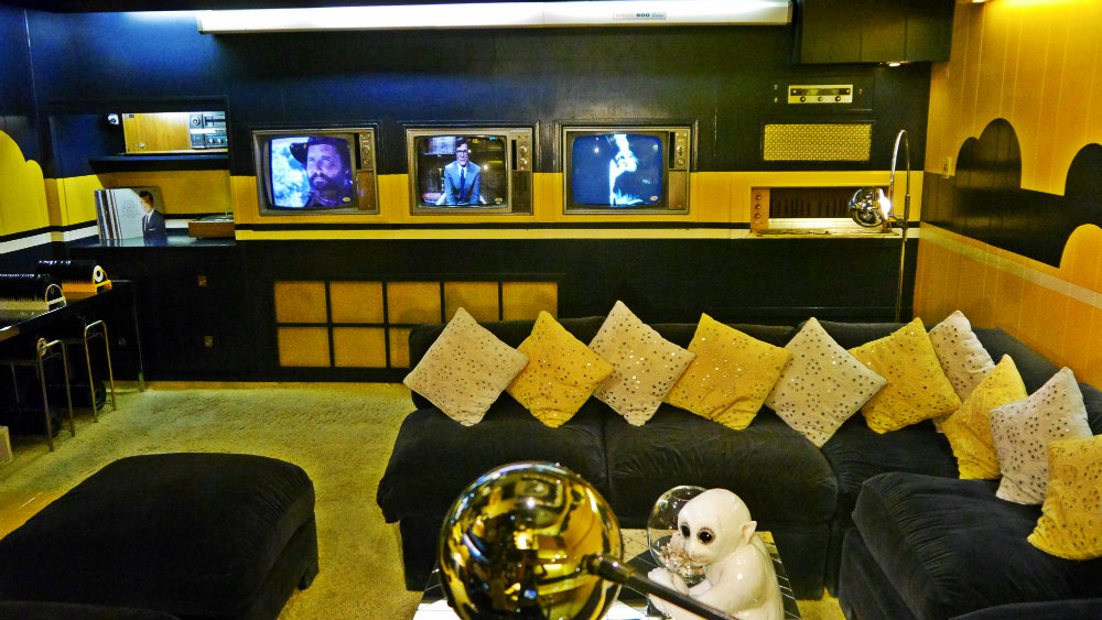 TV Room - Graceland